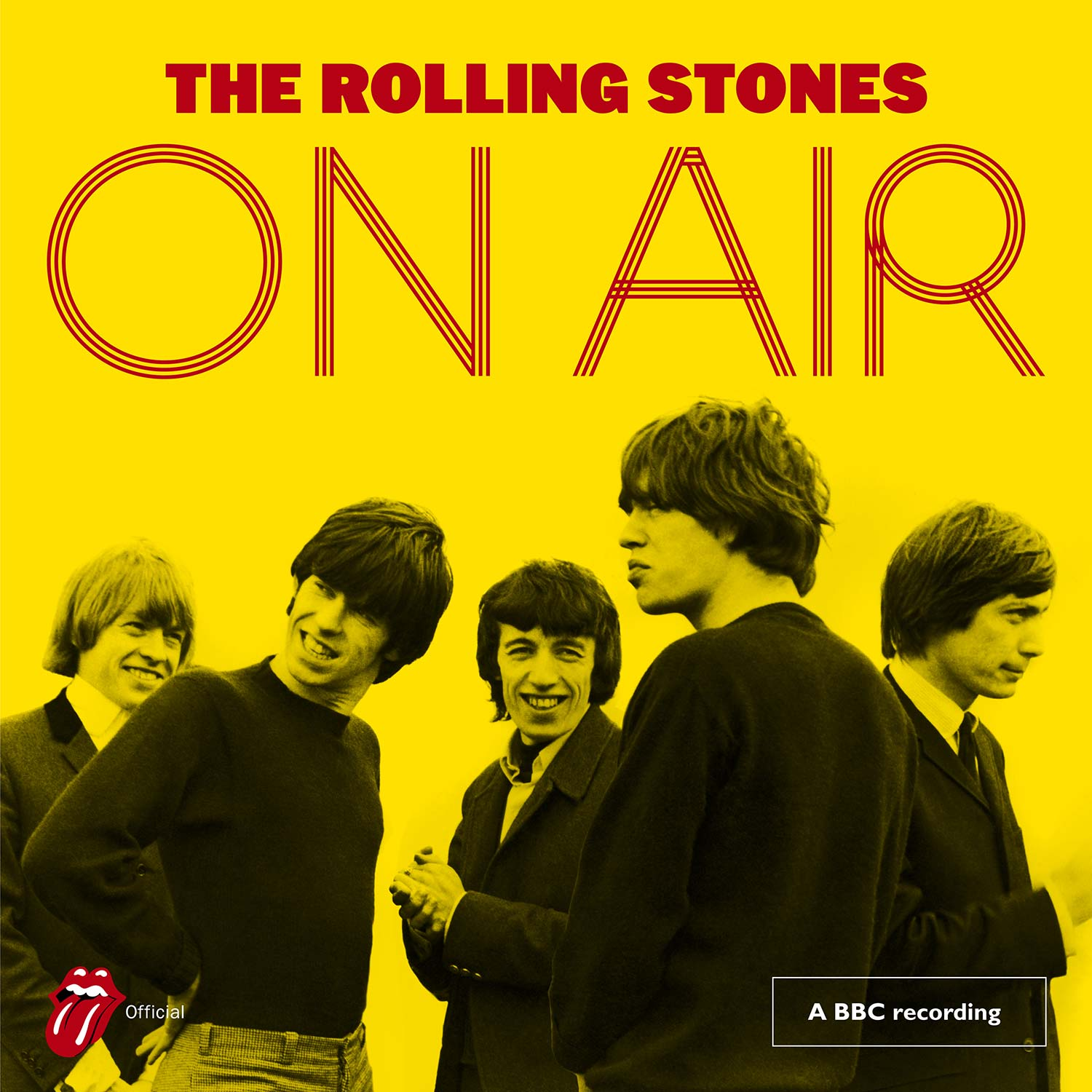 The Rolling Stones On Air